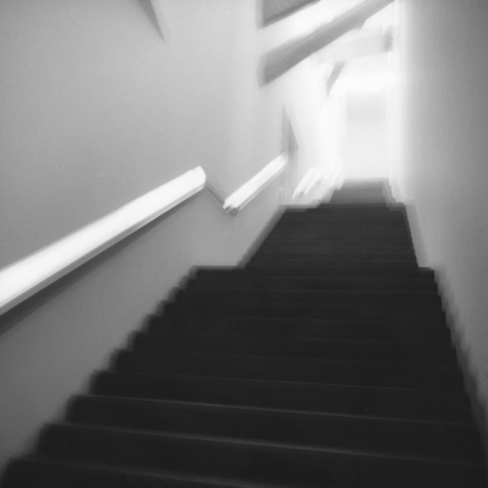 Treppe im juedischen Museum